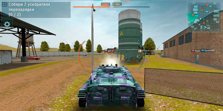 Парень игра world of tanks rush отзывы
